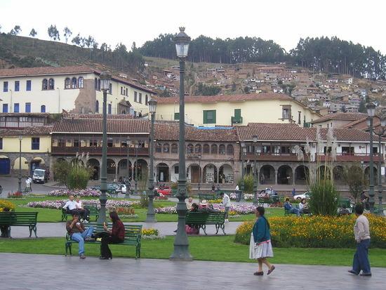 Cusco - Around Plaza de Armas 4