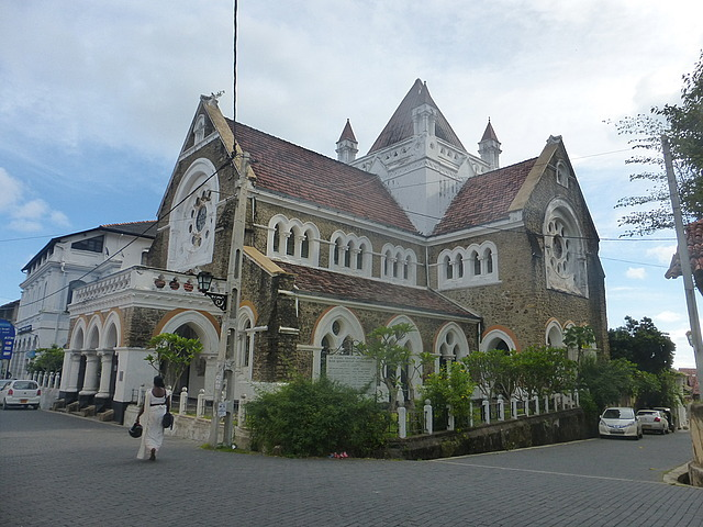Galle Fort - All Saints Church