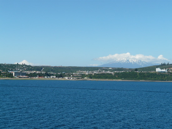 Nav Day 1 - Puerto Montt