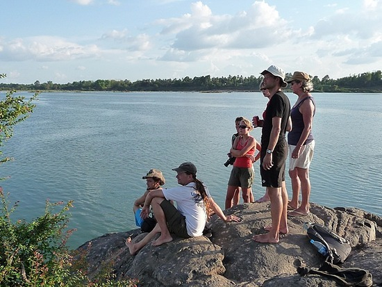 Trip to spot freshwater dolphins 3