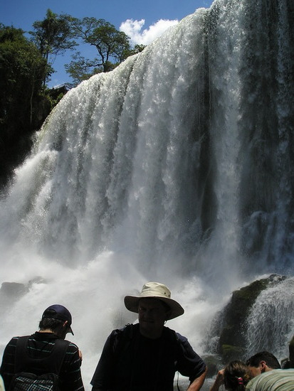 Iguazu Argentina Lower Trail 6