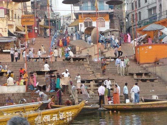 Ghats Boat trip Dawn 10