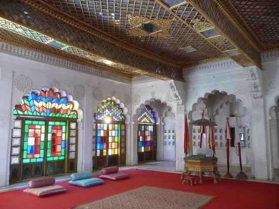 Meherangarh Fort 9