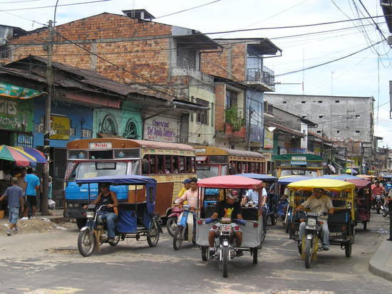 Downtown Iquitos 4