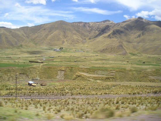 Cusco to Puno by Bus 1
