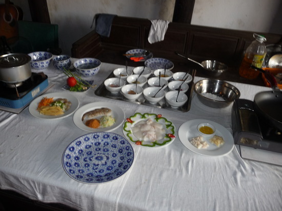 Cooking Course 1