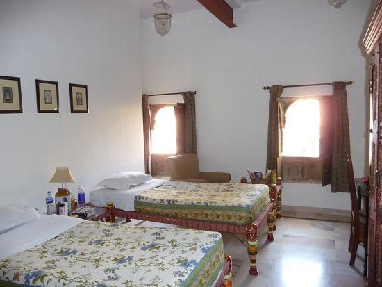 Hotel Pal Haveli - Bedroom