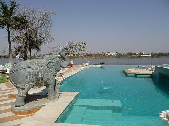 Dungapur - Udai Bilas Palace hotel for lemon soda