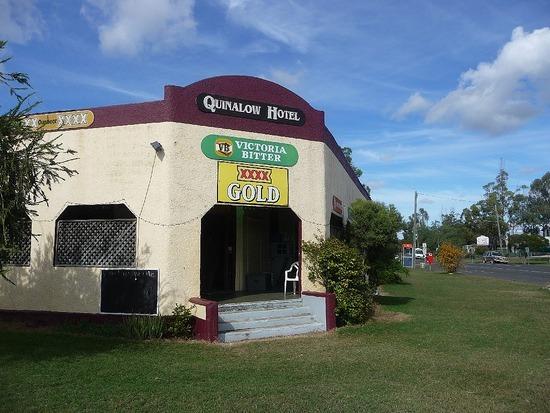 Bunyas Trip - Quinalow Pub en route