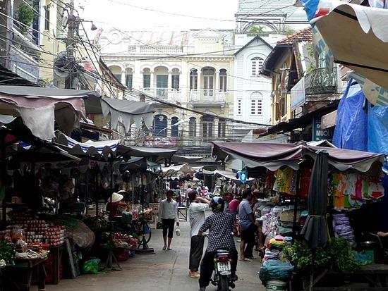 Around HCMC - Cholon area