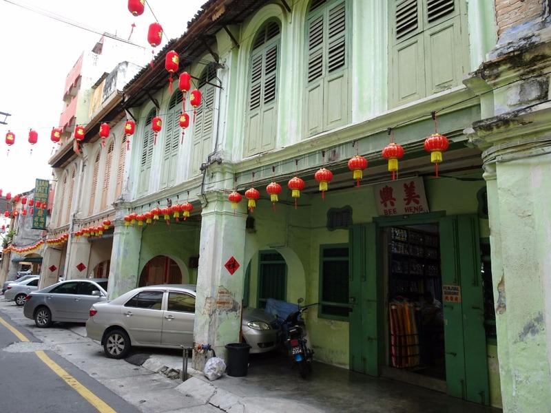 Ipoh Chinatown 2