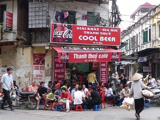 Around Hanoi Old Town again 3