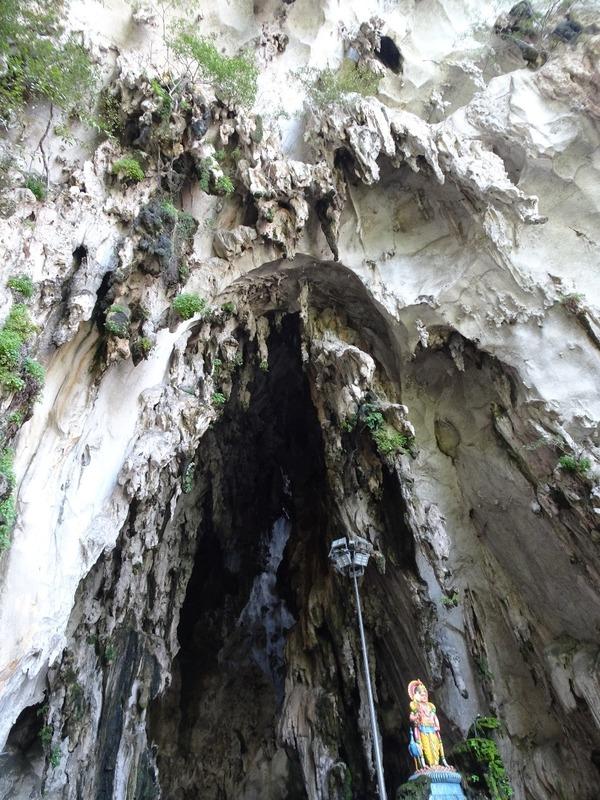 Batu Caves - entrance
