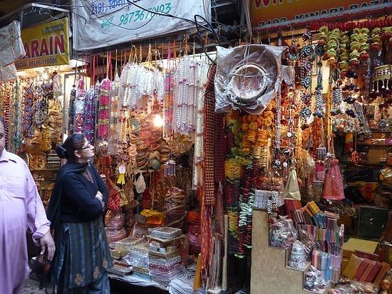 Old Delhi - Basar 3