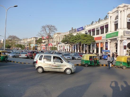 New Delhi - Connaught Place