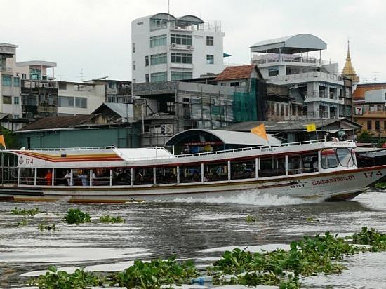 Chao Phraha River Upstream 2