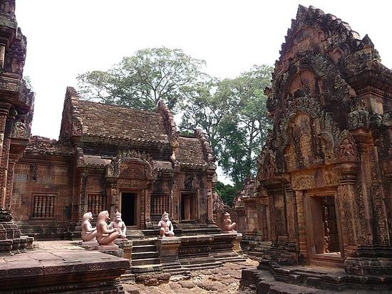 Banteay Srey 8