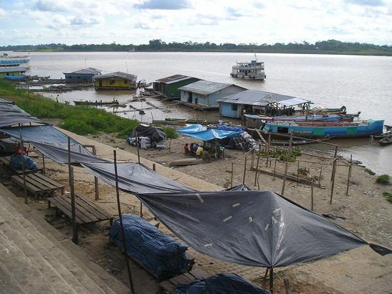 Tabatinga Port 1