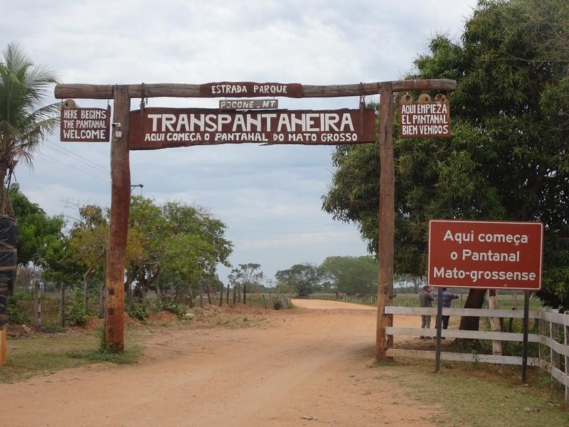 Pantanal Part 1 - Jaguar Extreme Tour: Transpantanal Highway