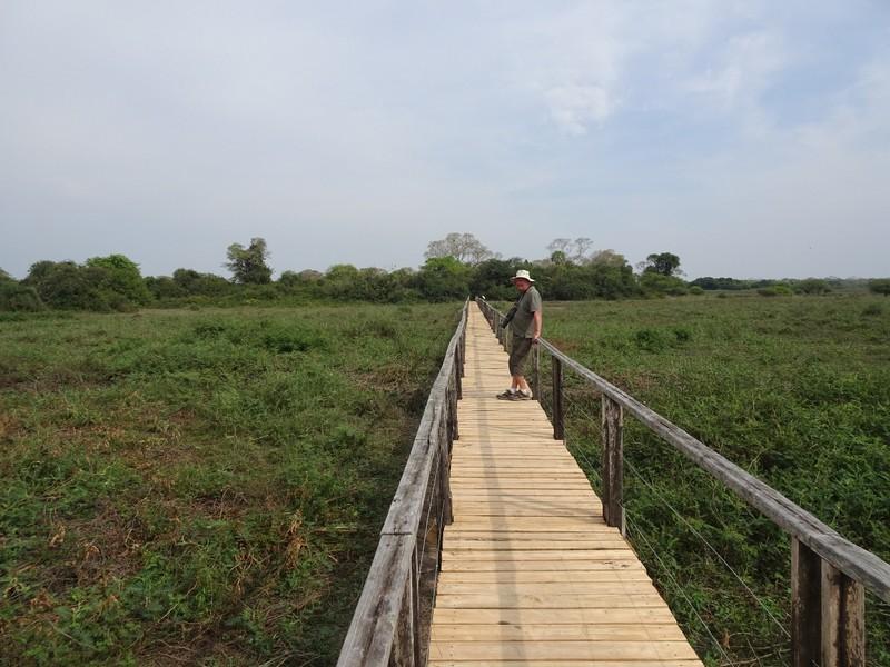 On the three bridges walk