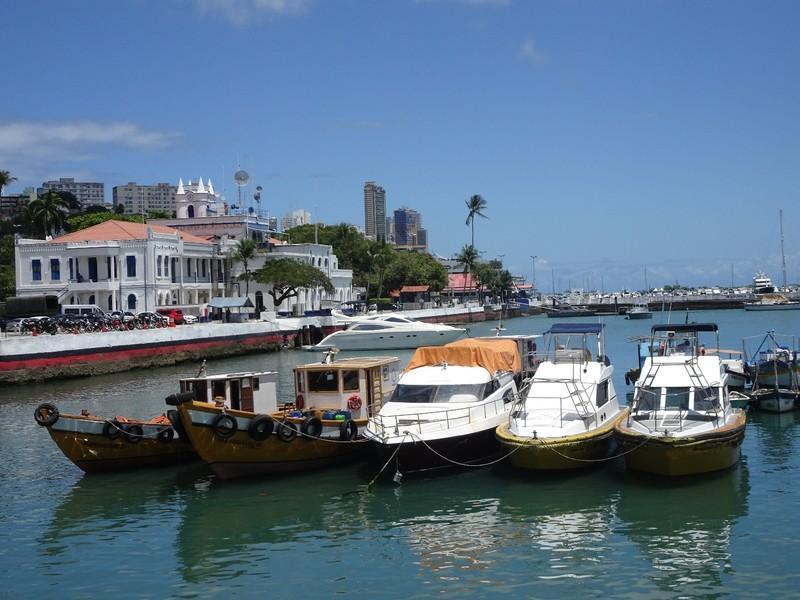 Salvador Port