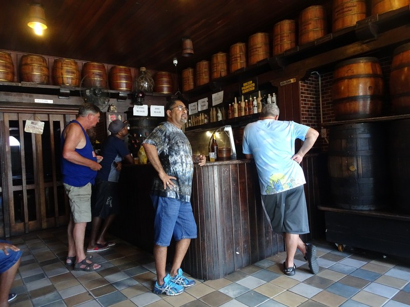 A Gravinha bar in historic centre (Beer   dose of flavoured cachaca recommended!)