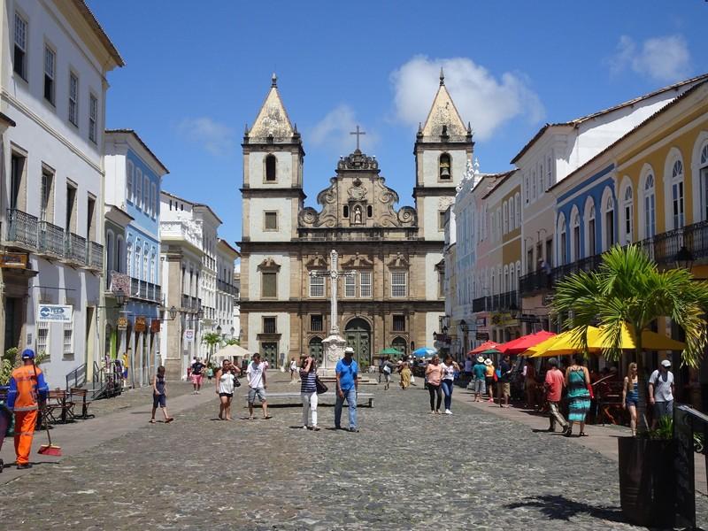Sao Salvador church