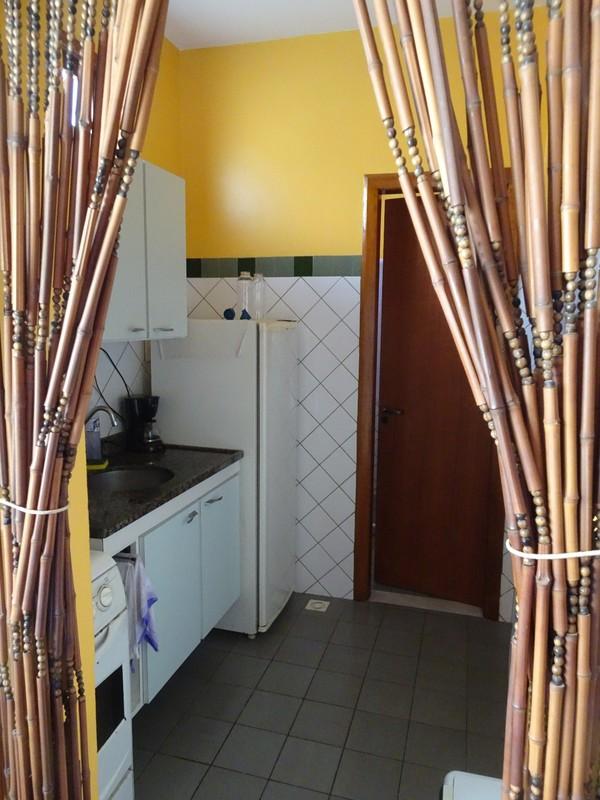 Our room (kitchen area) - Mansao Villa Verde