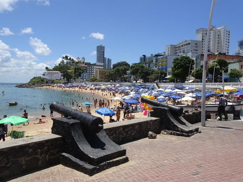Porto do Barra Beach