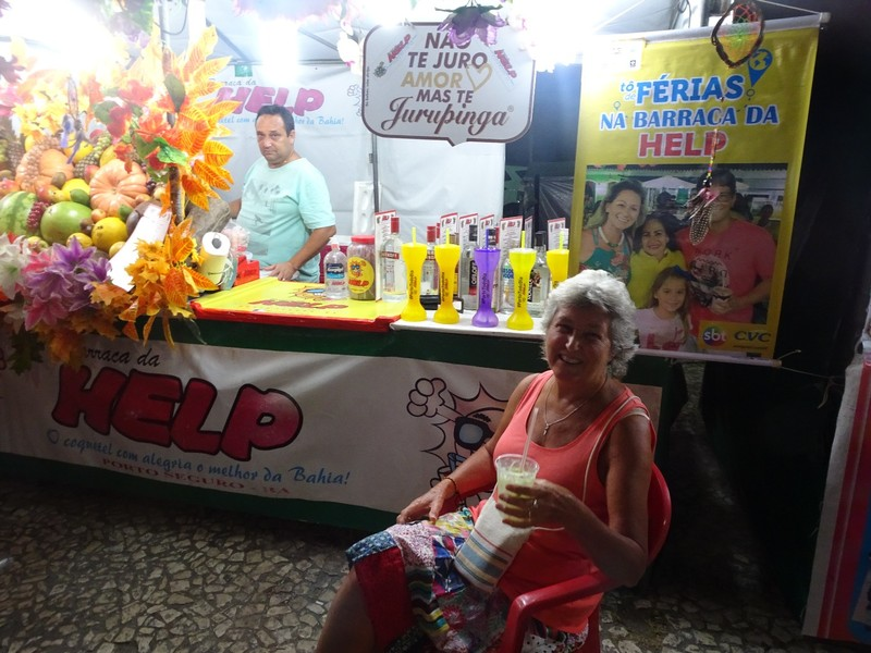 Passarela do alcool! - with caipirinha