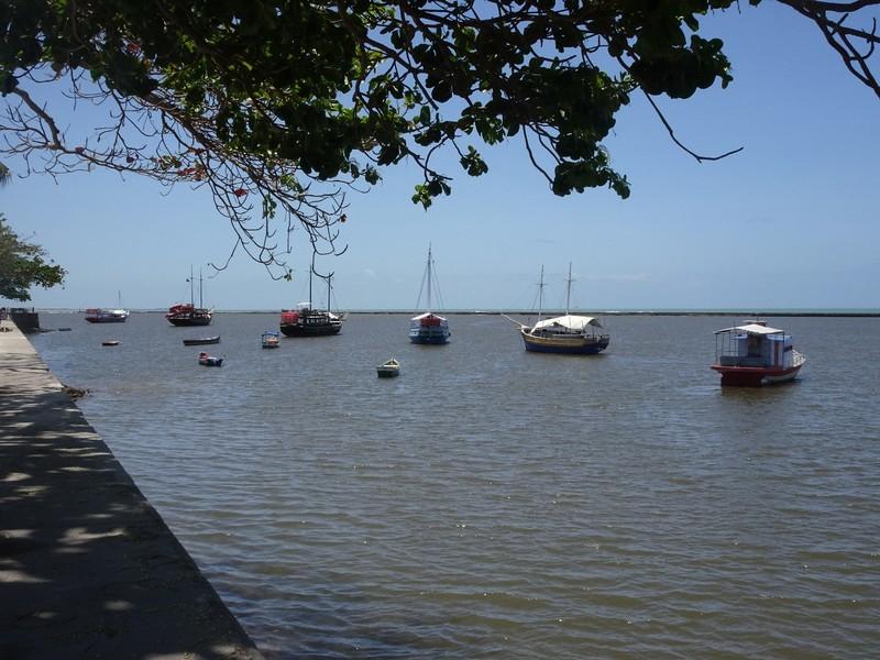 Porto Seguro - sea front