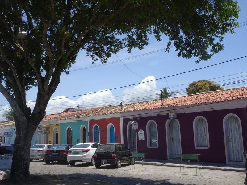 Porto Seguro - around town