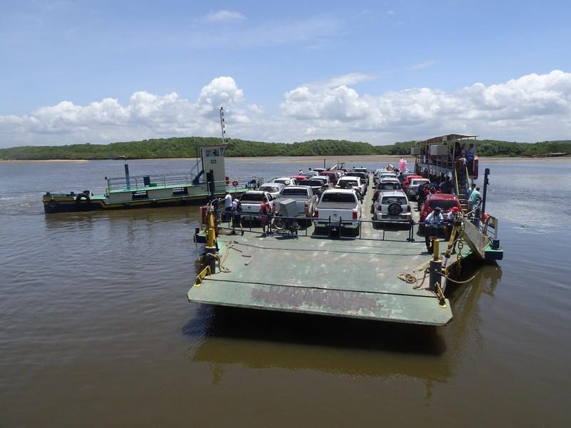 Porto Seguro - ferry