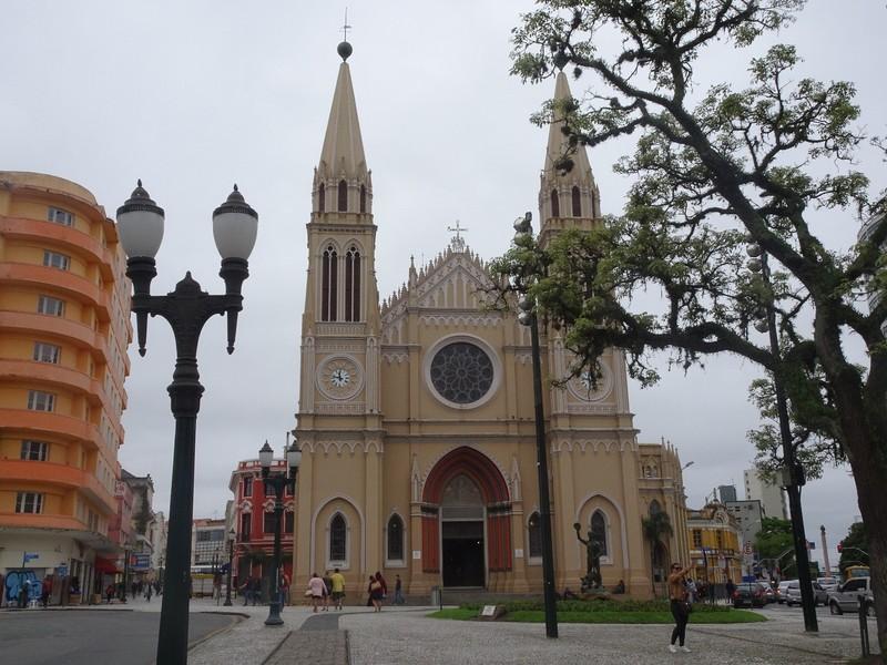 Cathedral - Centro Historico