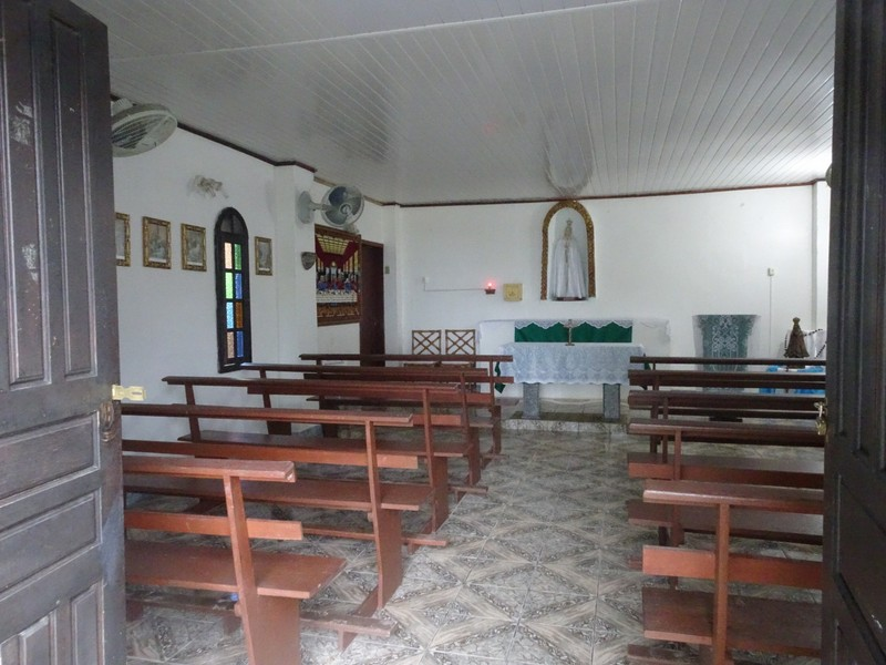 Encandantes - church
