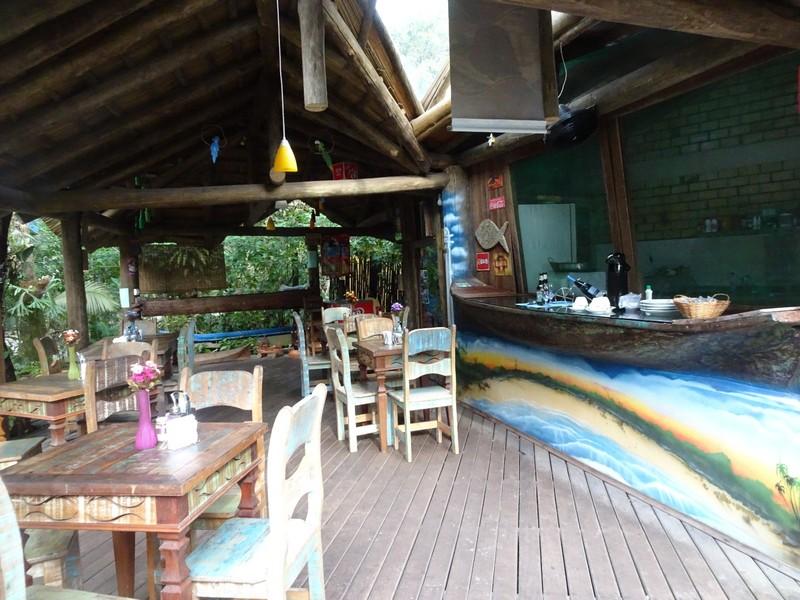 Pousada Fava do Mel - dining area