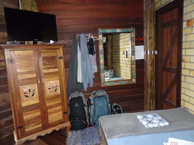 Pousada Fava do Mel - our room