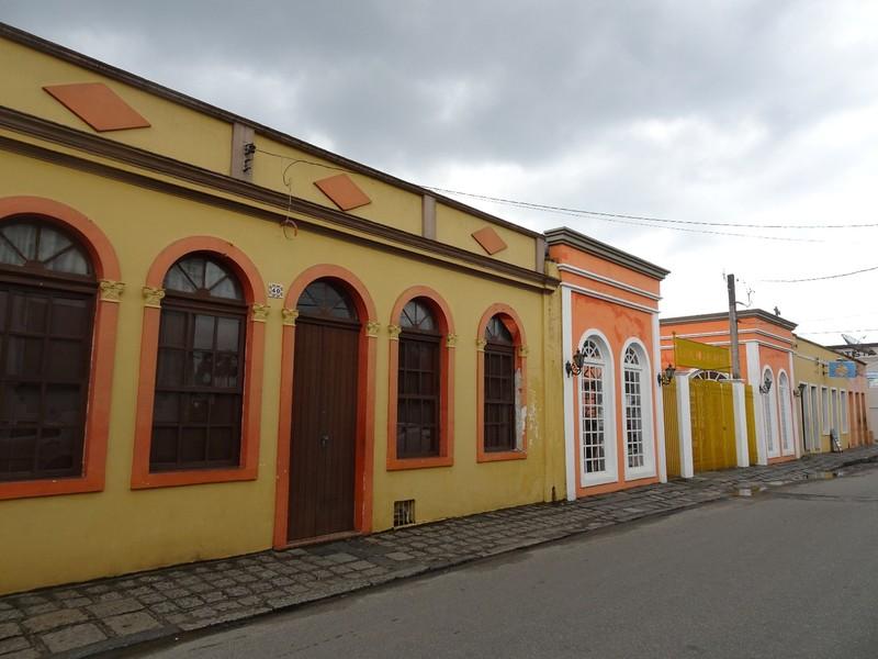 Around Morretes town