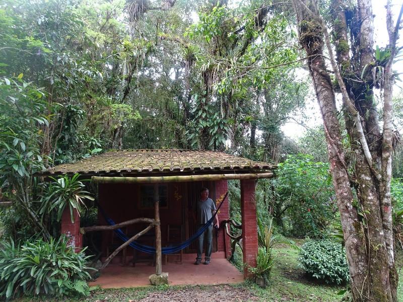 Pousada Cabanas do Curupira - our cabin