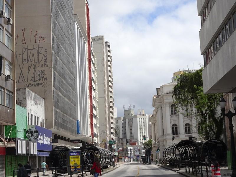 Around Curitiba on Sunday