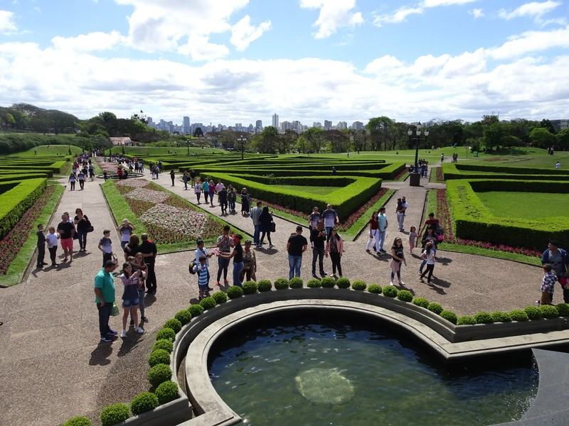 Curitiba Jardim Botanic