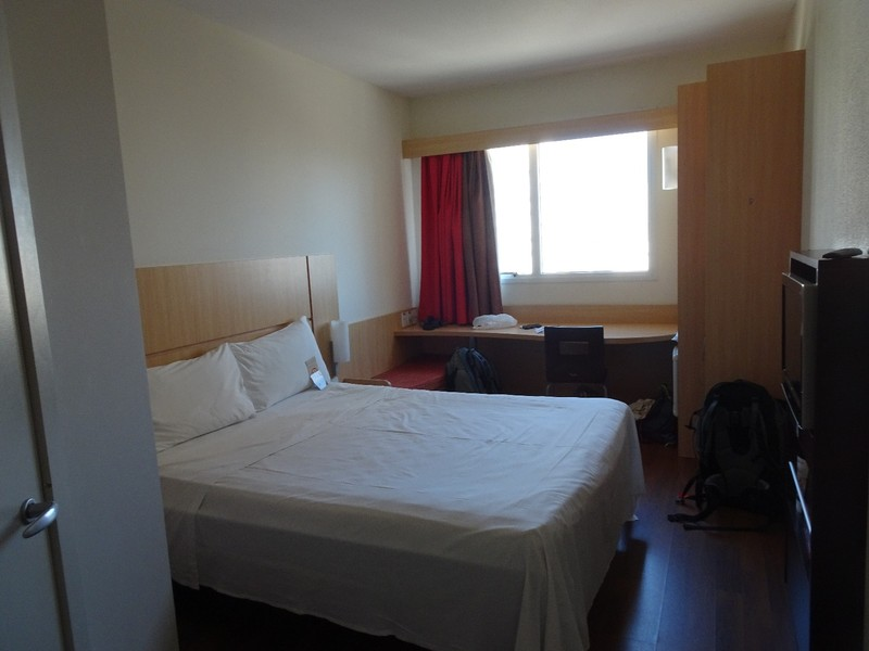 Hotel Ibis - standard Ibis room - clean and comfortable