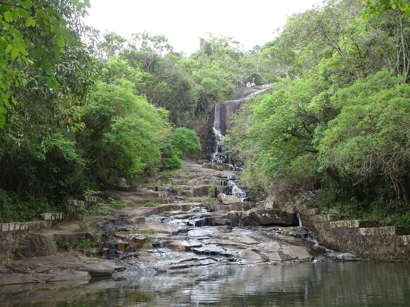 Costa da Lagoa - waterfall