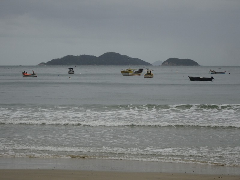 Beach at Pantana do Sul