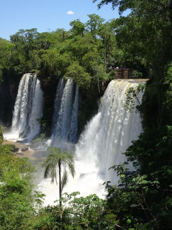 Iguazu Falls Argentina - Circuit Superior