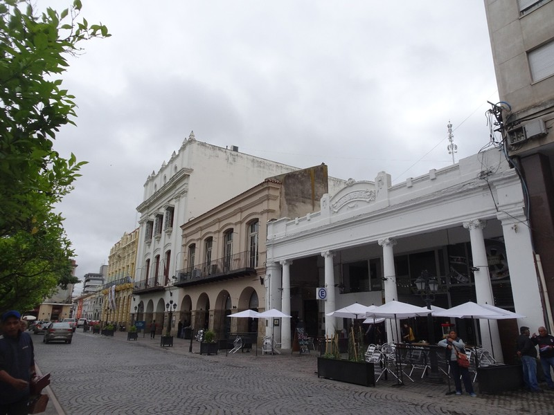 Around Salta on a grey day