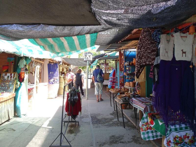 Cafayate craft market