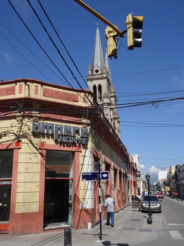 Around central Salta
