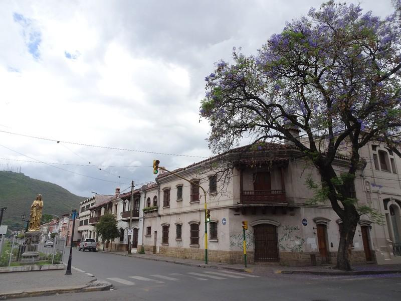 Around Salta town