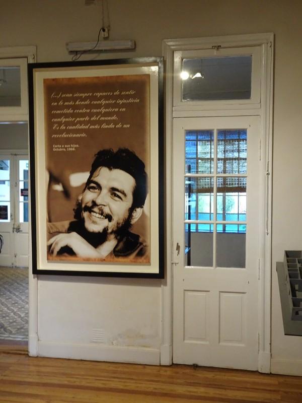 Casa del Ché (Ché Guevara museum)